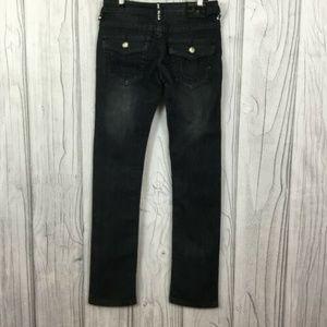 True Religion Joey Super T Skinny Jeans Womens